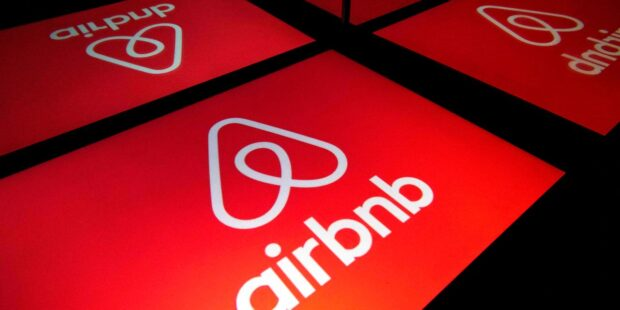 Airbnb lost nearly $4 bln during holiday quarter, but held up better than rivals