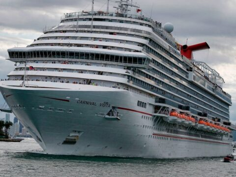 Carnival plans to sell $1 billion in fresh stock as cruise ships remain in port