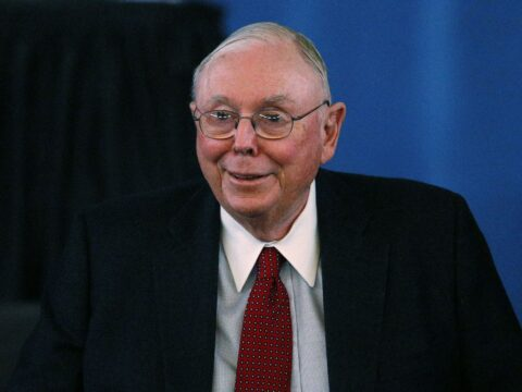 Charlie Munger on Robinhood and GameStop frenzy: 'It's a dirty way to make money'