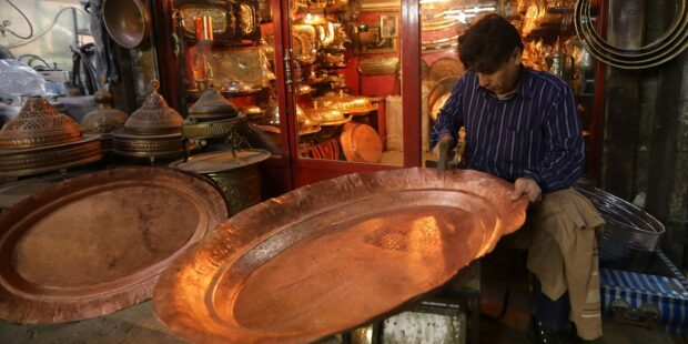 Copper prices have topped $4 a pound for the first time in more than 9 years