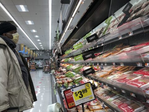 Food costs are a big culprit in rising inflation, and they're not done climbing
