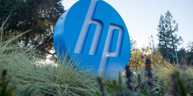 HP stock has jumped 4% after company released earnings early