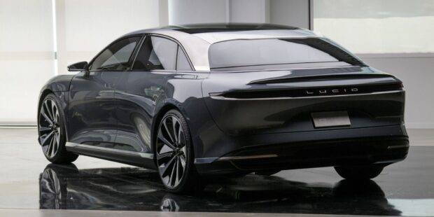Lucid Motors Is Said to Near Deal to Go Public via Klein's SPAC