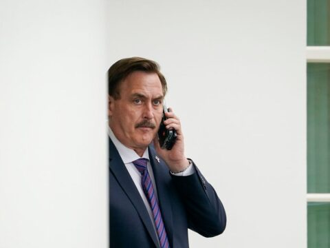 MyPillow founder and Trump ally Mike Lindell sued by Dominion Voting Systems