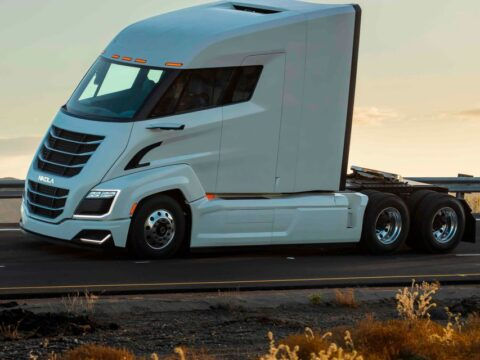 Nikola stock gains after narrower quarterly loss for electric-truck maker
