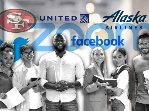 These big companies, such as Facebook and Twitter, seek to diversify leadership