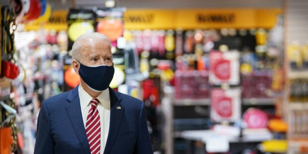 Biden on order for 100 million further J&J doses: 'We want to be oversupplied'