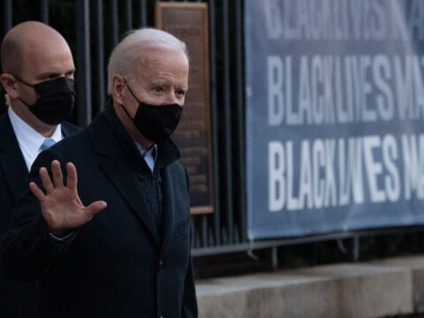 Biden to sign voting-rights executive order Sunday