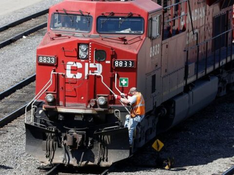 Canadian Pacific to acquire Kansas City Southern in $25 billion railroad pact