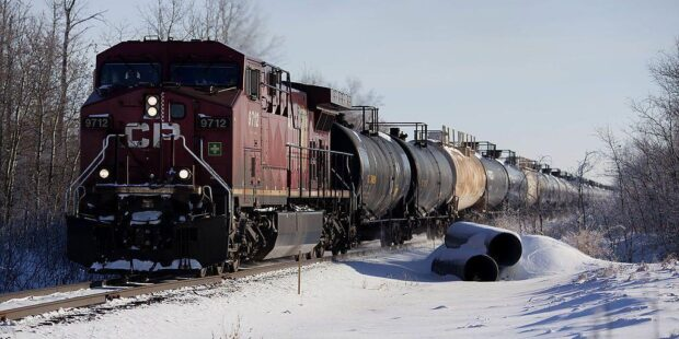 CP Rail Agrees to Buy Kansas City Southern for $25 Billion