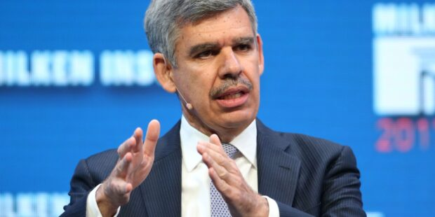 Fed easy monetary policy means it's time for active management: Mohamed El-Erian