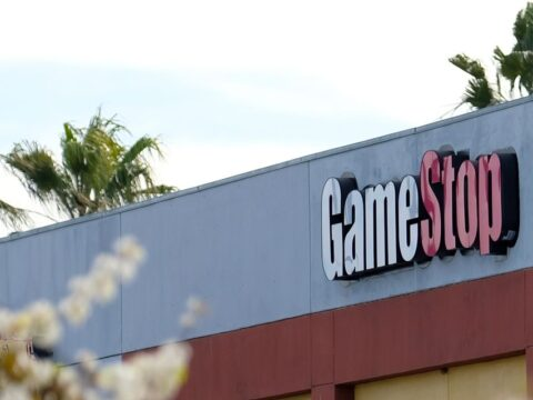 GameStop stock rallies in late trading after earnings