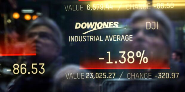 Here is why it matters that the Dow keeps hitting new highs as on Thursday