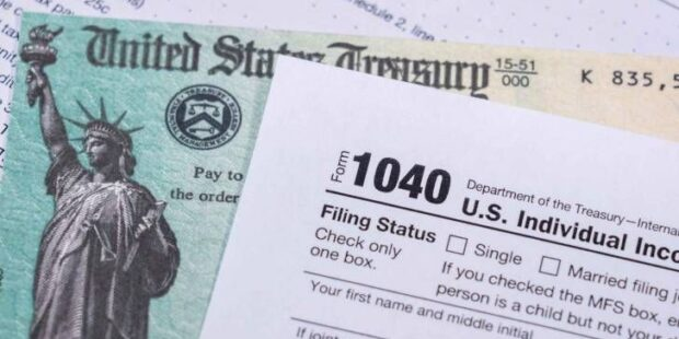 How you can lose out on a $1,400 stimulus check by filing taxes right now