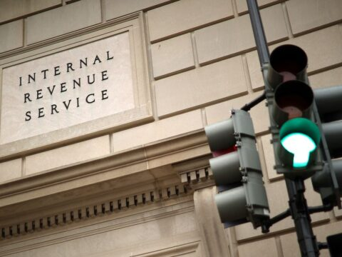 IRS: We'll delay April 15 tax-filing deadline by one month — but there's one caveat