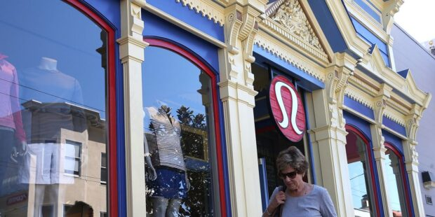 Lululemon's direct sales nearly double in fourth quarter