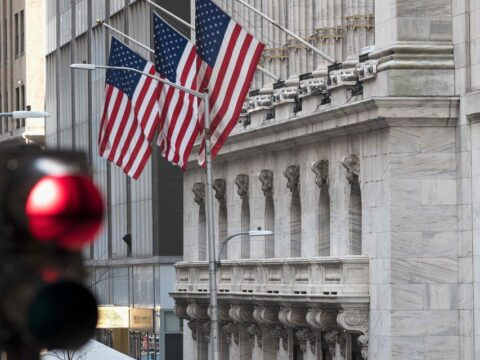 Modest Monday losses for U.S