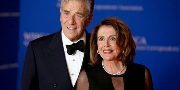 Nancy Pelosi's Husband Bought Up This Investment Firm's Stock