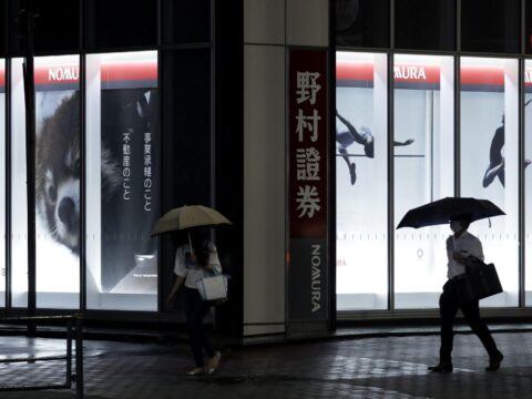 Nomura Warns of 'Significant' Loss From Unnamed U.S