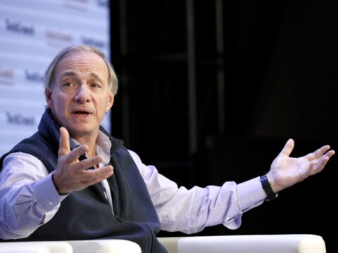 Ray Dalio says there's a bubble that's 'halfway' to the magnitude of 1929 or 2000