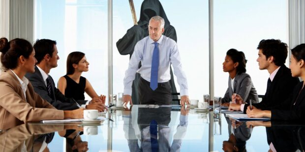 Research suggests that taking a CEO job could reduce life span by 1½ years