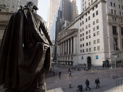 Stock market news live updates: Stock futures rise to recover some earlier losses