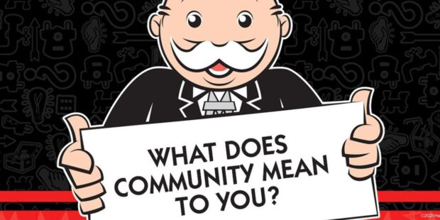 The Monopoly 'Community Chest' beauty contest card gets eliminated from the game