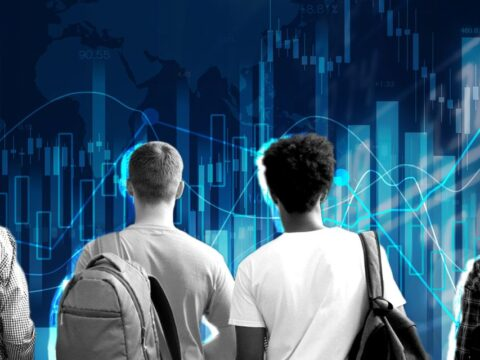 These teens are having success in the stock market