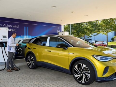 VW aims to overtake Tesla with huge electric push