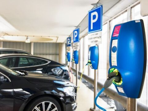 4 Electric-Vehicle Charging Stocks at Fire-Sale Prices