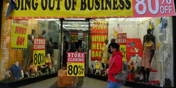 80,000 retail stores could close in the next 5 years