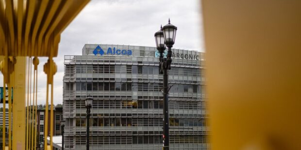 Alcoa just posted its highest quarterly sales and profit in the last 2 years