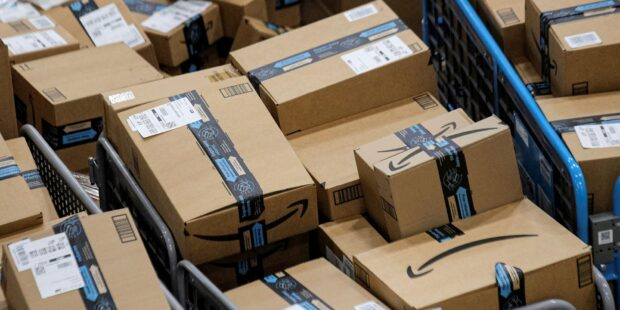 Amazon Q1 earnings top estimates, revenue up 44% year-over-year
