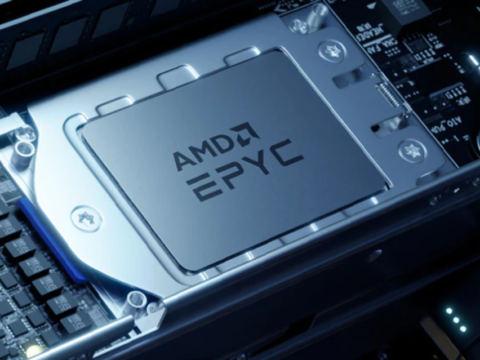 AMD stock rises as earnings top targets, data-center sales more than double
