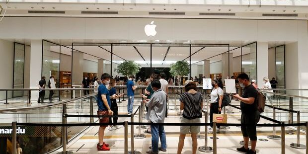 Apple Earnings Were Spectacular. Why Its Stock Dropped.