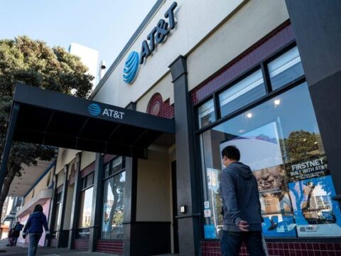 AT&T Stock Climbed After It Reported Earnings. Here Are the Numbers to Know.
