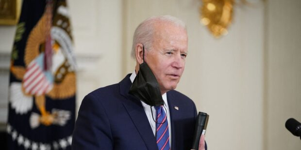Biden says he is willing to negotiate on his proposed 28% corporate tax rate