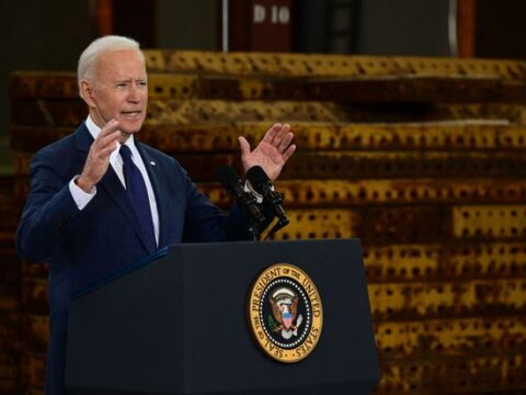 Biden Wants to Spend $2 Trillion on Infrastructure. These Stocks Stand to Gain the Most.