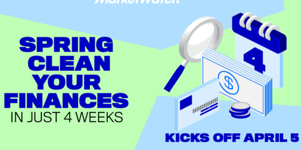 Join the MarketWatch money challenge and get your finances in order for spring