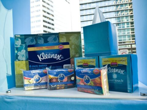 Kimberly-Clark is hiking prices on its household goods, including toilet paper