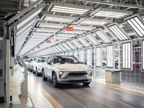 NIO and Other Chinese EV Stocks Are Struggling. Don't Blame Wall Street.