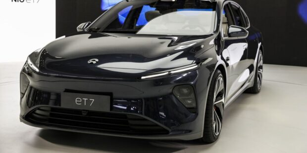 Nio stock slips after Q1 results on supply-chain, chip-shortage worries