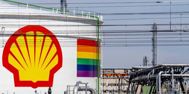 Shell shareholders miss out on payday under weight of $74bn debt mountain