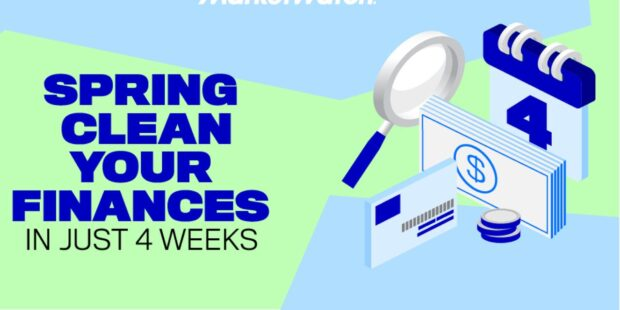 Spring clean your finances: It's Week 4 of this MarketWatch money challenge