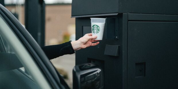 Starbucks is starting a reusable-cup trial where you can earn loyalty points