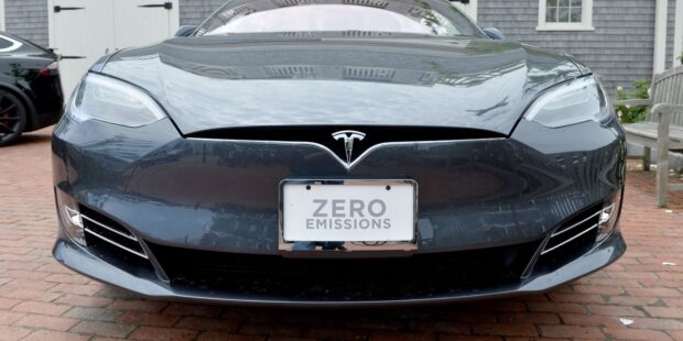 Tesla to report first-quarter earnings amid renewed concerns about its Autopilot