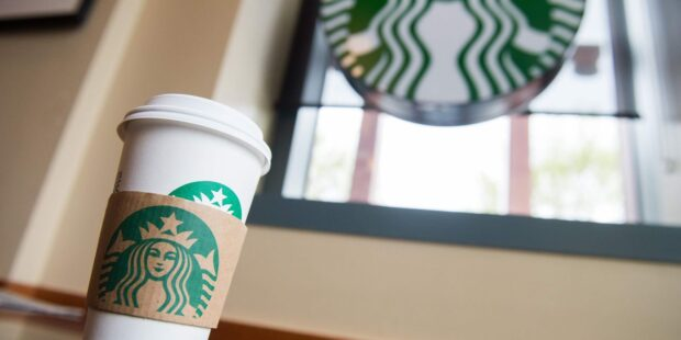 To top it off, Starbucks is running out of oat milk