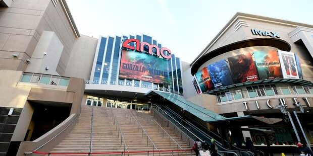 AMC Stock Pops Nearly 24% as More Cash Flows In