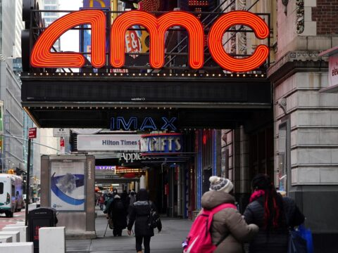 AMC surpasses $12B market cap as Redditor asks if it can go 'to the moon'