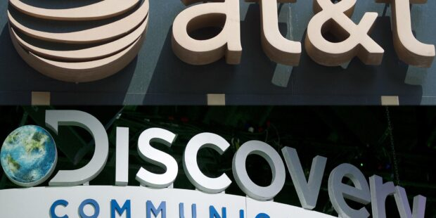 AT&T IsPreparingto Merge Media Assets With Discovery